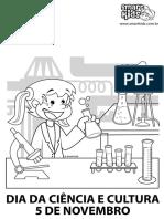 Smartkids Dia Da Ciencia Cultura