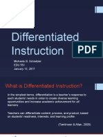 differentiated instruction 551-2