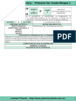 Plan 3er Grado - Bloque 1 Educación Artística (2016-2017).doc