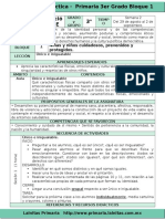 Plan 3er Grado - Bloque 1 Formación C y E (2016-2017)