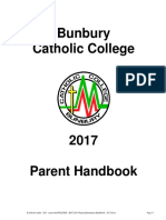 BCC Parent Handbook 2017