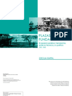 Plazas Fundacionales. El Espacio Public
