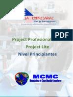 MANUAL DE ADMINISTRACION DE PROYECTOS  MICROSOFT PROJECT BASICO PARAS DEMEK  JUNIO 3 Y 4  DEL 2016.pdf