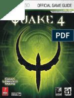 Quake 4 (Official Prima Guide)