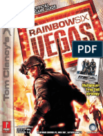 Rainbow Six Vegas (Official Prima Guide)