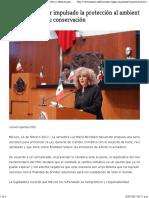 16-02-17 Necesario, Seguir Impulsado La Protección Al Ambiente y Reformas Para Su Conservación - Veracruzanos.info