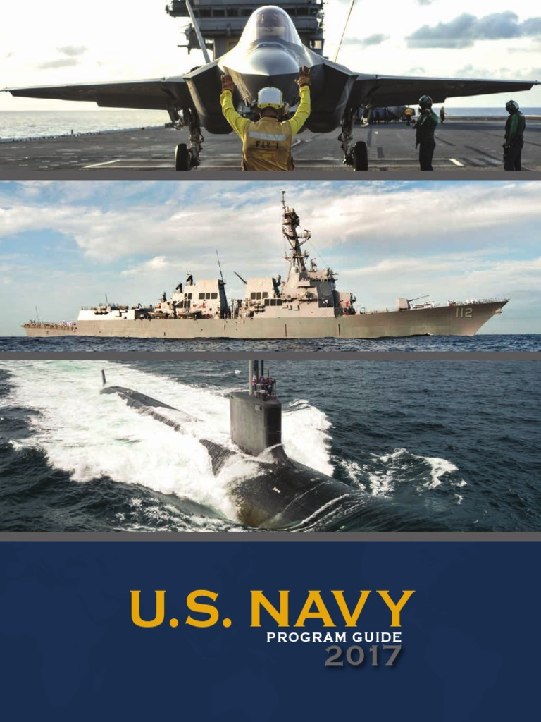 US Navy Program Guide 2017 | United States Navy | Unmanned Aerial