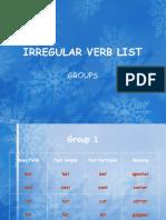 irregularverbgroup.ppt