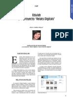 Edulab y el proyecto Relats Digitals
