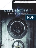 Resident Evil Revelations (Official Bradygames Guide)