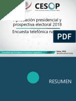 Prospectiva Electoral
