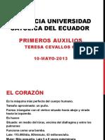 Corazon y RCP