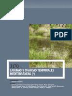 Lagunas y Charcas Temporales Mediterraneas