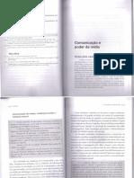 Texto 2 - Comunicação e Poder Da Mídia