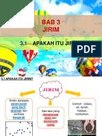 Sains t1 Bab 3 - Jirim