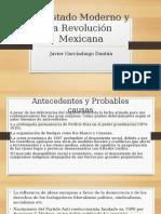 El Estado Moderno y La Revolución Mexicana