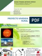 Bioenergia Vivienda Rural
