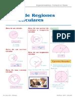 Geometria 3ro T-III - Sem 2(Areas Circulares)