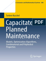 5. Capacitated Planned Maintenance