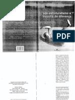 PETERS, Michael. Pós-estruturalismo e Filosofia Da Diferença