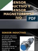 SENSOR INDUCTIVO Y SENSOR MAGNETORESISTIVO.pptx