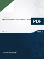 Marriott International Statista Dossier