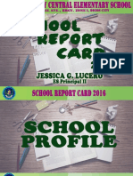DCCES School Report Card 2016 - Final