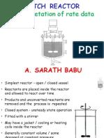 3.Batch Reactor