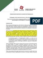 Propuesta-pedagogias-criticas Para La Paz
