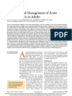Diag & Manag of Pyelonephritis AAFP