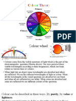 colour theory powerpoint