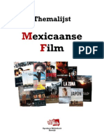 Themalijst Mexicaanse Films
