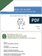 Manual Do Aluno (1ª Edição - 2014)