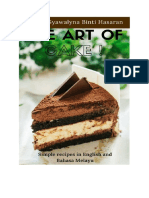 about cake