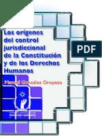 193. Los orígenes del control jurisdiccional de la Constitución y los Derecho Humanos.pdf