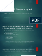 sw competency 4