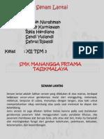 Senan Lantai (PowerPoint)