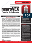 NEUROVEX by Max Muscle Nutrition