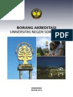 Borang AIPT Universitas Semarang