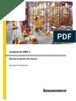 Jungheinrich Software de Gestion de Almacenes Manual Del Software de Gestion de Almacenes Jungheinrich Modelo Wms a 655179