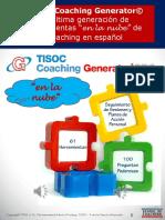 TISOC Coaching Generator