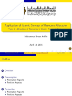 4Allocation of Resources - Application
