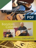 Bandola Llanera Celeste - Promoción 2016