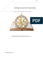 Masterplan of Success