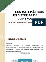 Sesión 2 - Modelo Matemático