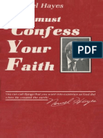 You Must Confess Your Faith - Norvel Hayes