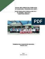 Rancangan Implementasi Pemuhan Standar Nasional Pendidikan