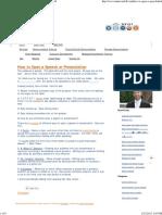 How to Open a Speech or Presentation _ Matt Eventoff