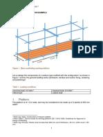 Scaffold Basic Design Example