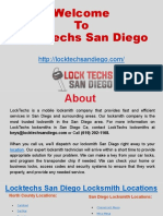 El Cajon Locksmith | Lock Techs